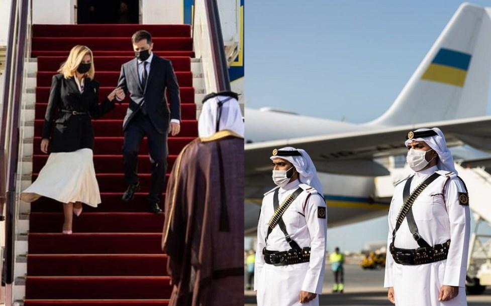 Прямо в Катаре! Зеленский шокировал словами: ключевые партнеры. Документы подписаны — важное решение для украинцев