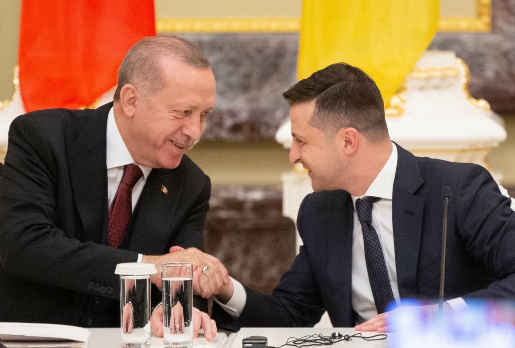 Сразу после встречи! Зеленский гордится — прозвучало важное заявление: масштабное сотрудничество — Эрдоган поддержал!
