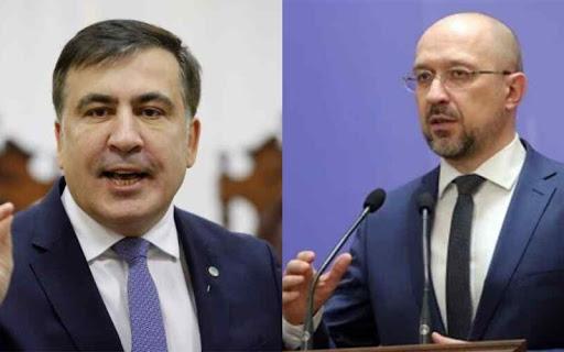 В эти минуты! Шмыгаль притих, Саакашвили «слил» его — пошел против. Зеленский не ожидал: пойдет «на коврик»