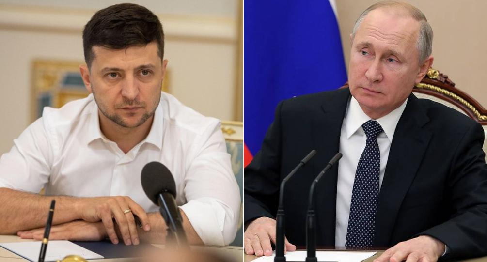 Украину не сдадут: журналист назвал тему разговора Зеленского и Путина