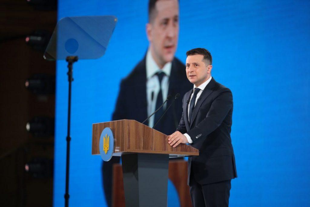 Владимир Зеленский завтра примет участие в форуме «Украина 30. Образование и наука»