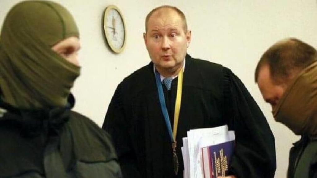 Экс-судья Чаус объявился и рассказал, где находится : в сети обнародовали его видеообращение