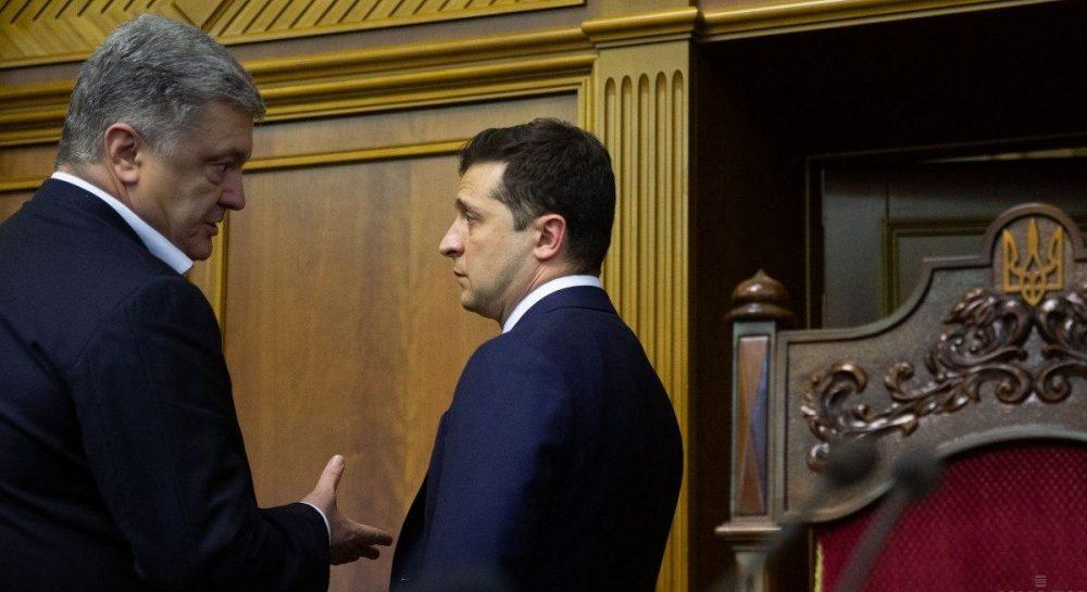 Зеленский является самым популярным украинским политиком