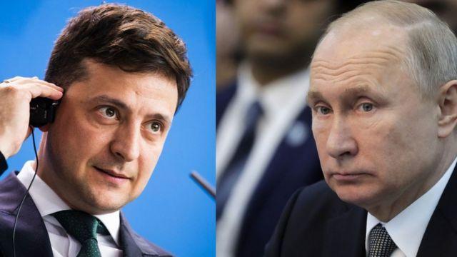 У Зеленского назвали повестку на встречу с Путиным