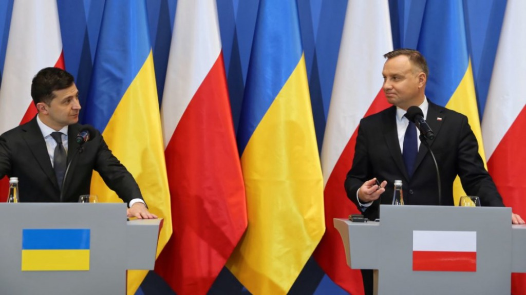 Об Украине будут говорить и во время «Бухарестской девятки», и на саммите НАТО — Дуда