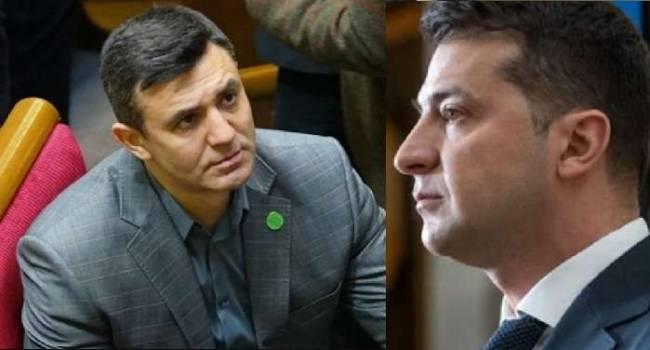 В «Слуге народа» рассказали, как Тищенко отреагировал на наказание за вечеринку