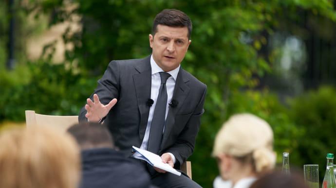 Что Зеленский скажет на итоговой пресс-конференции: в ОПУ раскрыли детали