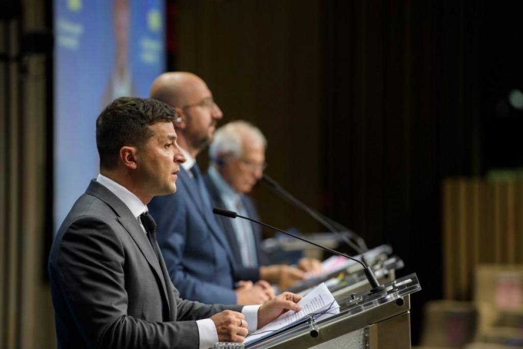 Нельзя позволить, чтобы Украина снова вернулась в прошлое — президент Литвы Науседа