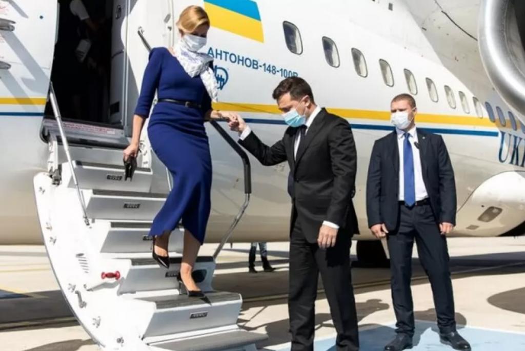 Зеленский летит в Варшаву на переговоры с Дудой