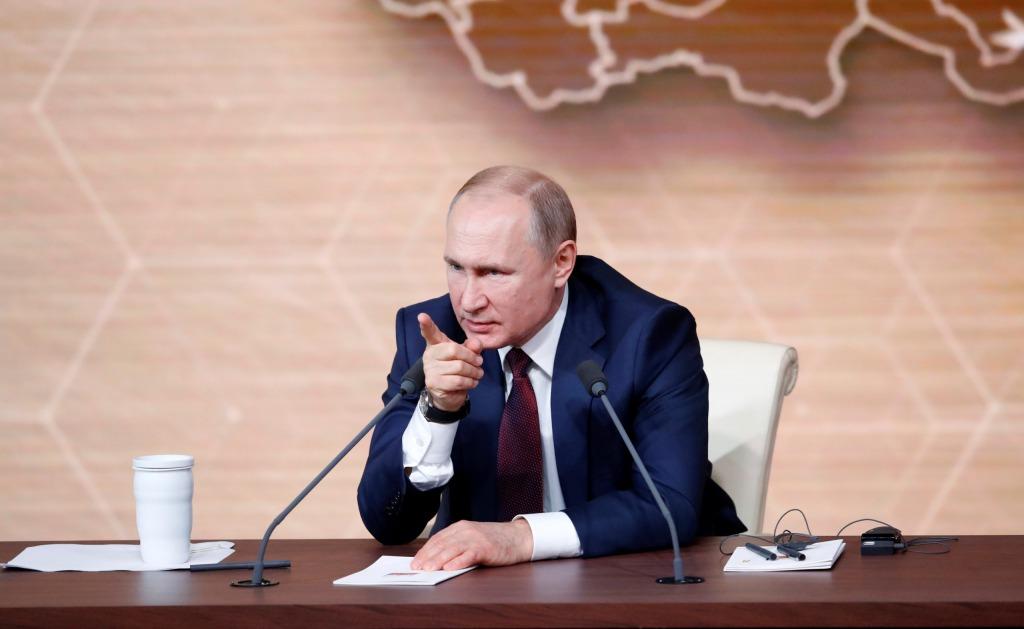 Фашистская мгла уже сгустилась: до чего Путин довел Россию