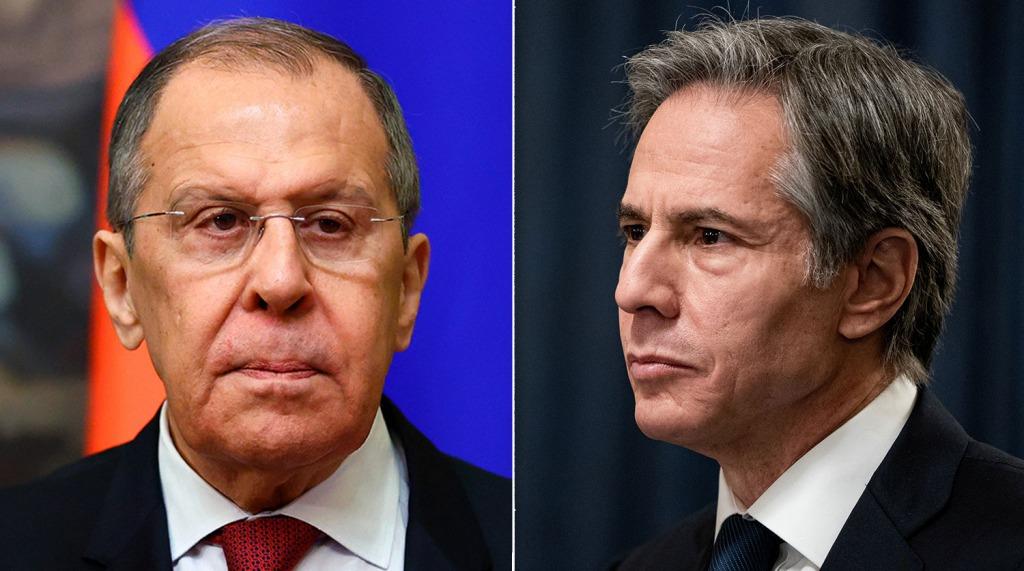 Блинкен предупредил Лаврова, что США не оставят без ответа агрессию России