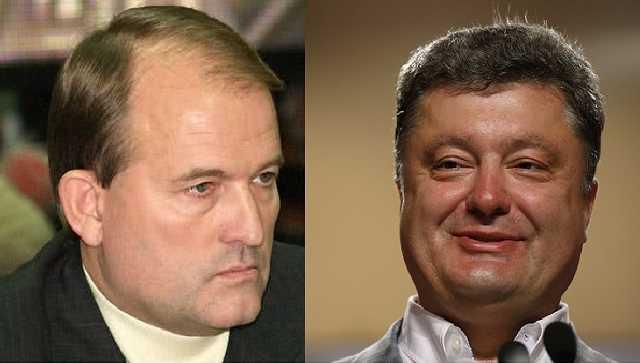 Компрометирующие связи: почему «тень Медведчука» все сильнее падает на Порошенко