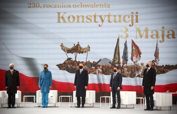 Експерт: встреча в Варшаве. Реальность за декорациями