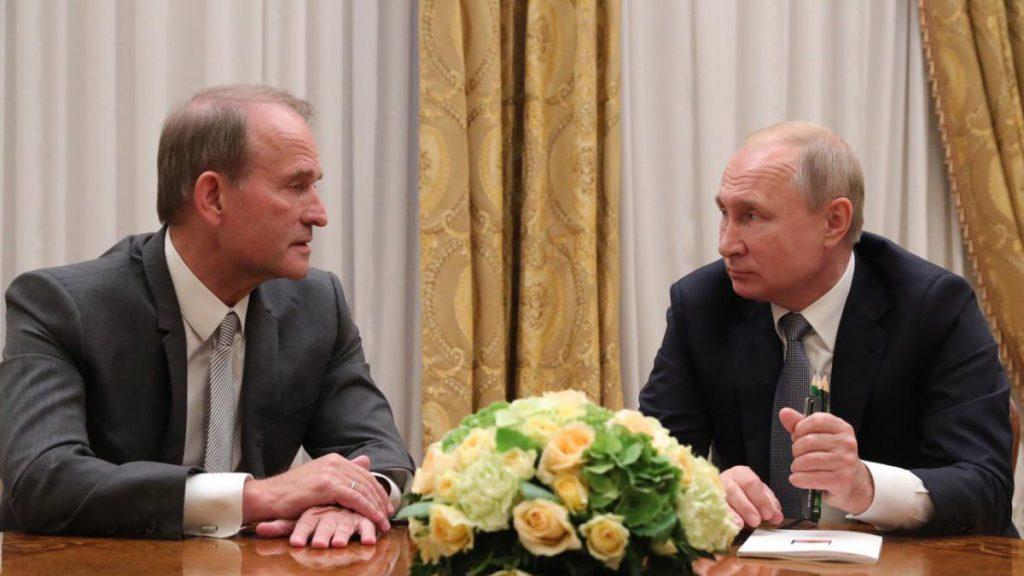 В ТКГ сказали, как Путин воспринял дело против Медведчука