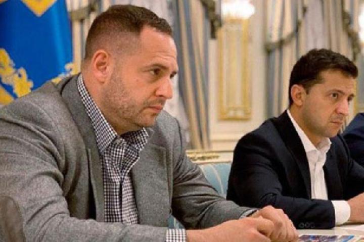 Рябошапка назвал Ермака главной проблемой Зеленского