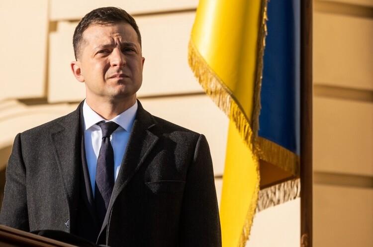 Зеленский – о вступлении в ЕС: украинцы уже сегодня влияют на судьбу Европы