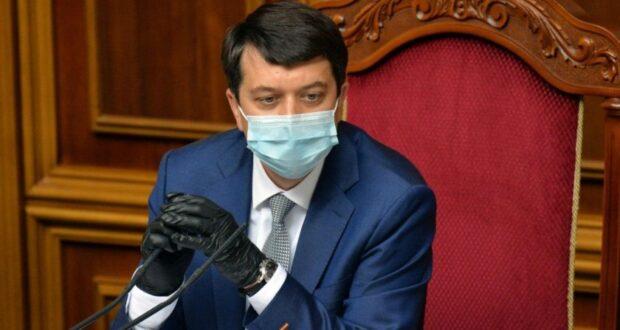 Разумков не исключил референдум по важному вопросу