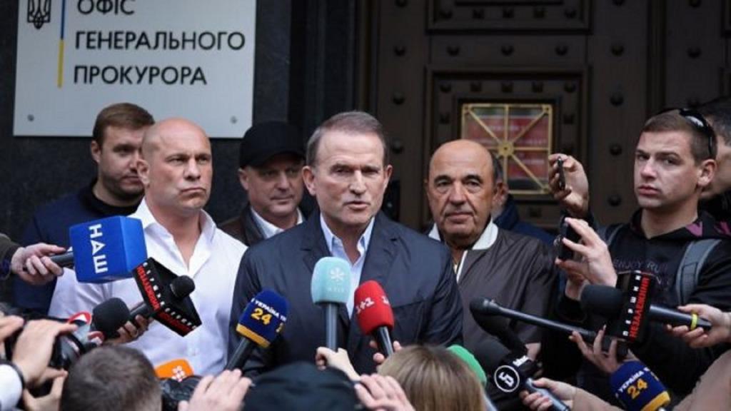 Политолог о деле против Медведчука: «Для него может быть неприятный сюрприз»