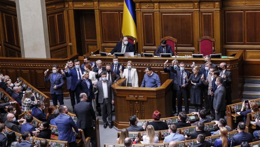 Штрафы для чиновников, нарушающих закон об обеспечении функционирования украинского языка