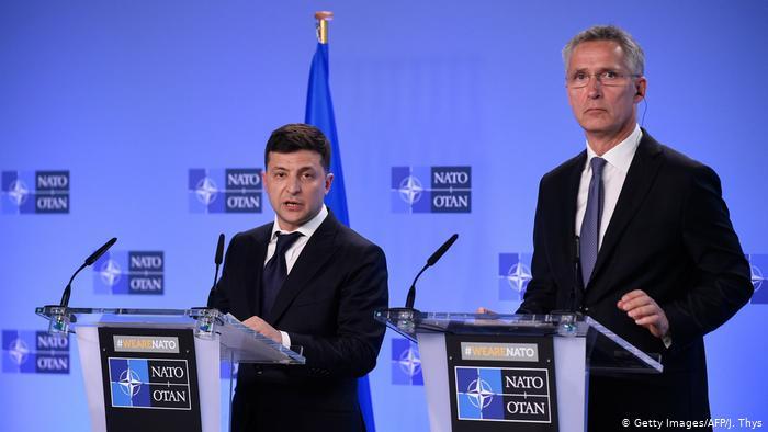 В Зеленского констатировали, что саммит НАТО пройдет без участия Украины, но тема Украины будет обсуждена