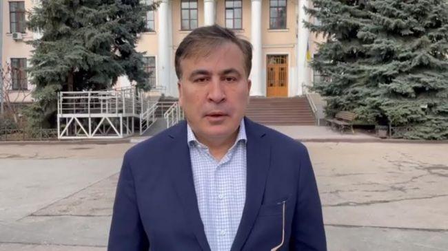 Саакашвілі висловився про присутність російських військ біля кордону