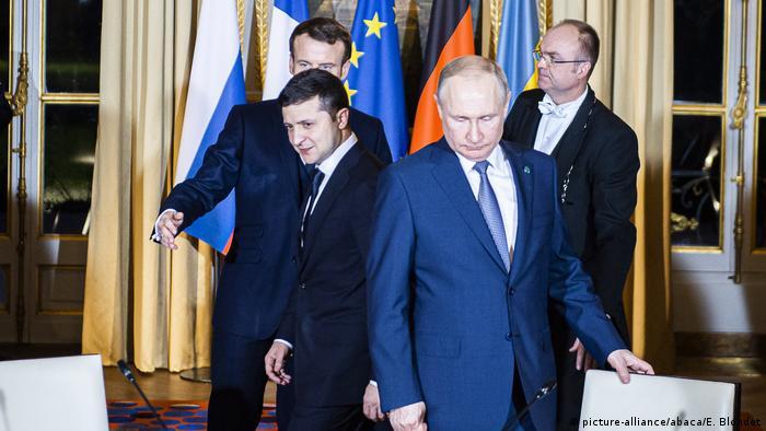 Зеленский готовит на встречу с Путиным сложные вопросы