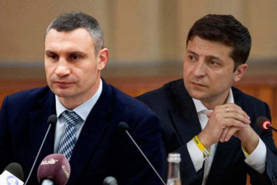 Обыски в КГГА — Кличко возмущен. Скандал в столице набирает обороты