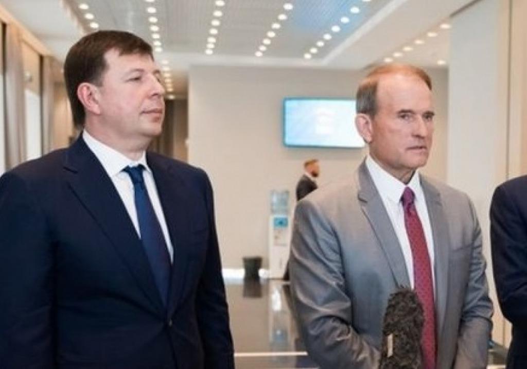 Козак покинул Украину в самолете олигарха из Беларуси Воробья — «Схемы»