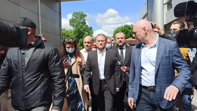 Медведчук заявляет, что у следствия нет новых улик против него