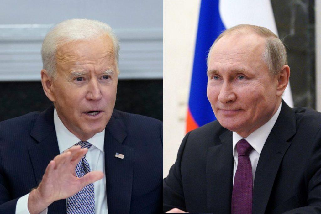 Назвали возможные города для проведения встречи Байдена и Путина