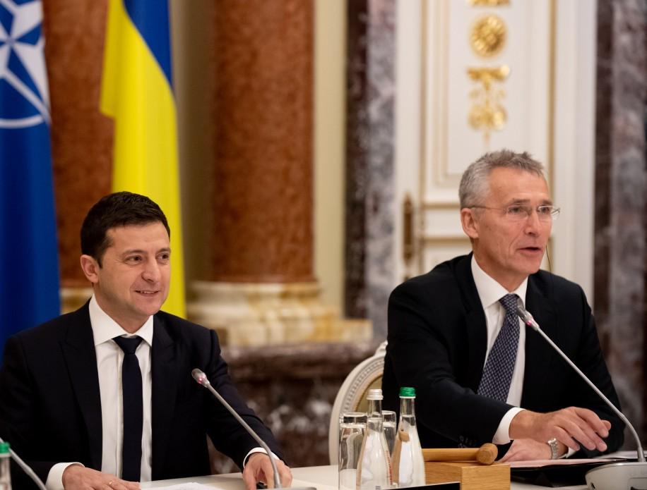 В НАТО заявили о готовности помочь Украине в поддержании территориальной безопасности