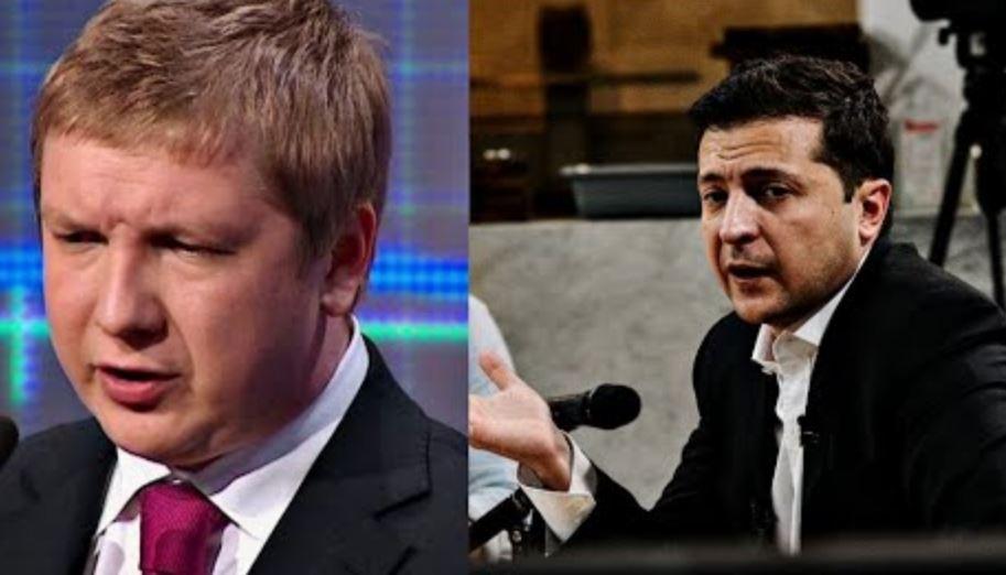 «Там большие деньги». Зеленский раскритиковал Коболева за использование денег Нафтогаза для финансирования лоббизма