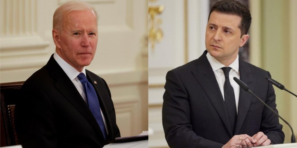 У Байдена заявили, что поддерживают действия Президента и парламента по ряду вопросов