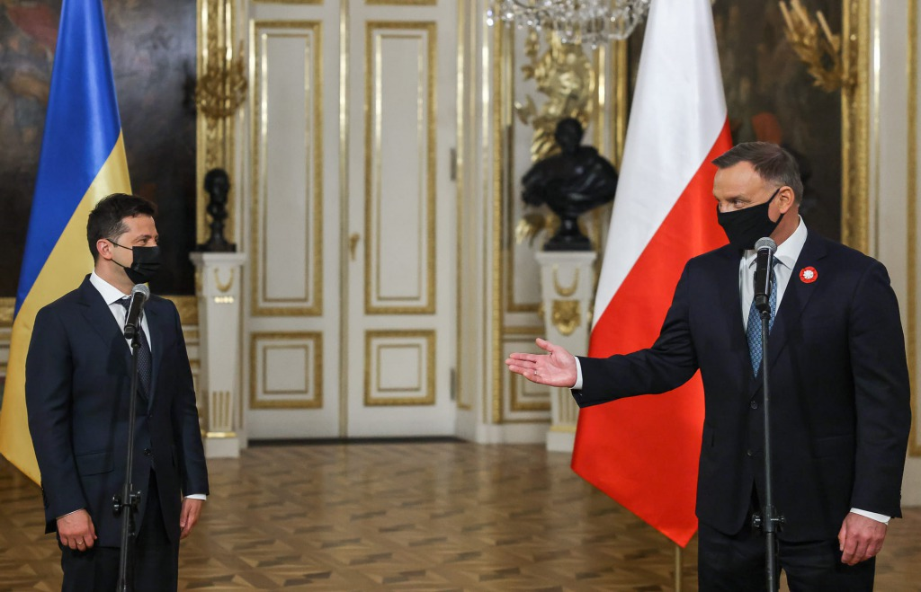 Президент Польши заявил, об обсуждении дорожной карты для вступления Украины в НАТО уже в июне