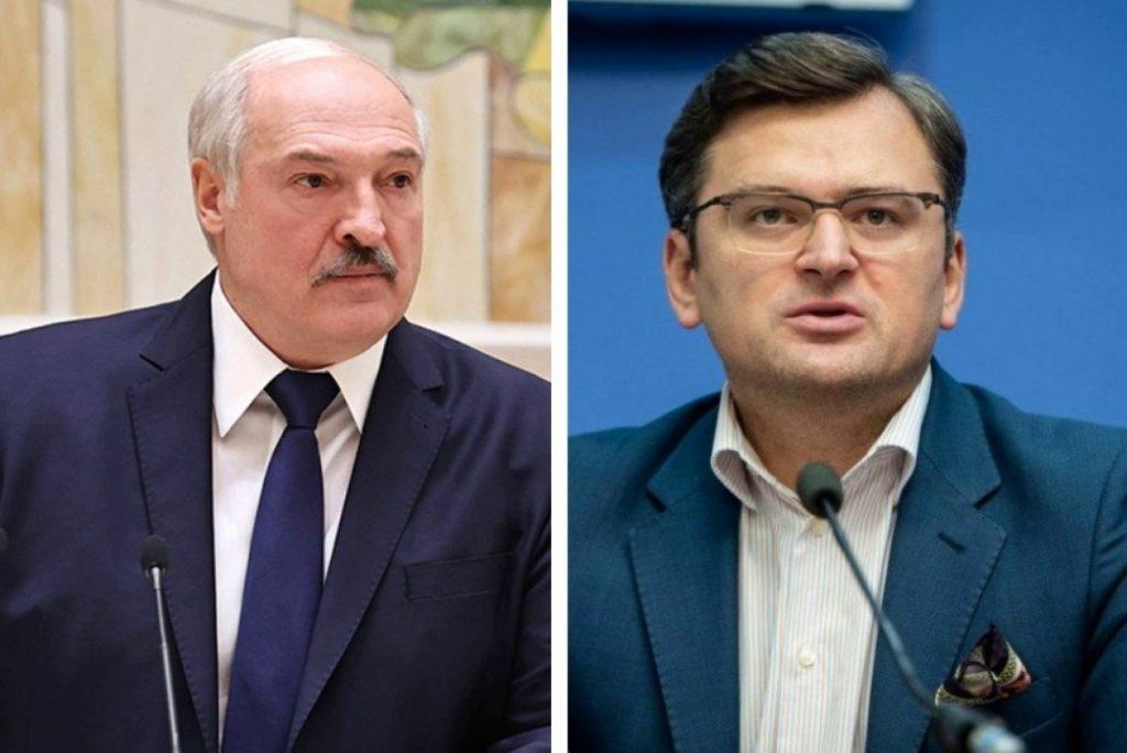 Кулеба: Если сейчас все спустить Лукашенко с рук, он пойдет дальше и продолжит нарушать правила