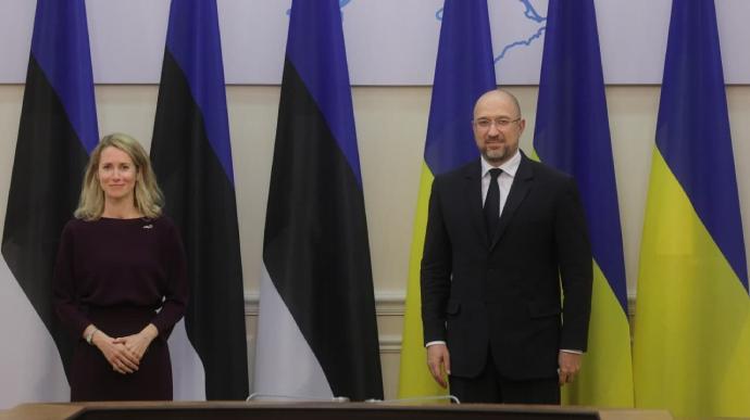 Лучший ответ на агрессию РФ — успех в реформах, это приблизит вас к ЕС и НАТО, — премьер Эстонии Каллас