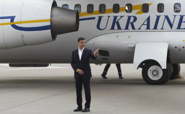 Зеленский с послами G7 летит в Луганскую область