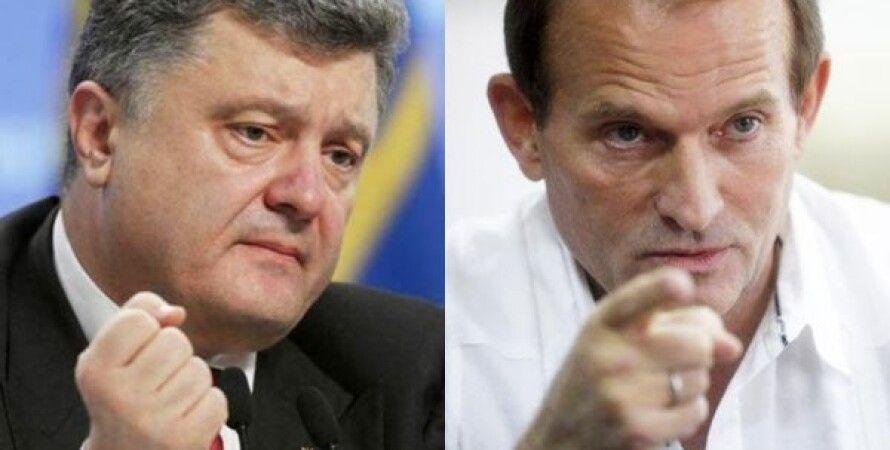 Медведчук назвал опубликованные записи его разговоров провокацией и «фабрикой фейков»