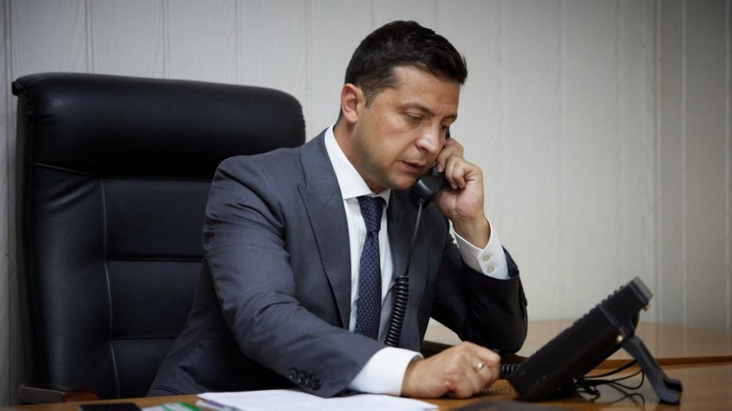 Зеленский провел телефонный разговор с сенатором США Портманом