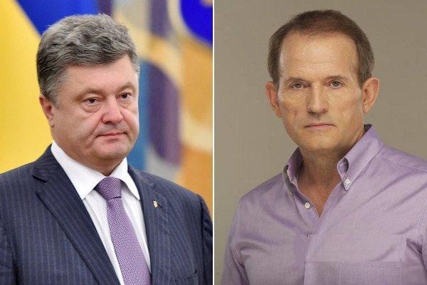 Медведчук как соавтор режима Порошенко — эксперт