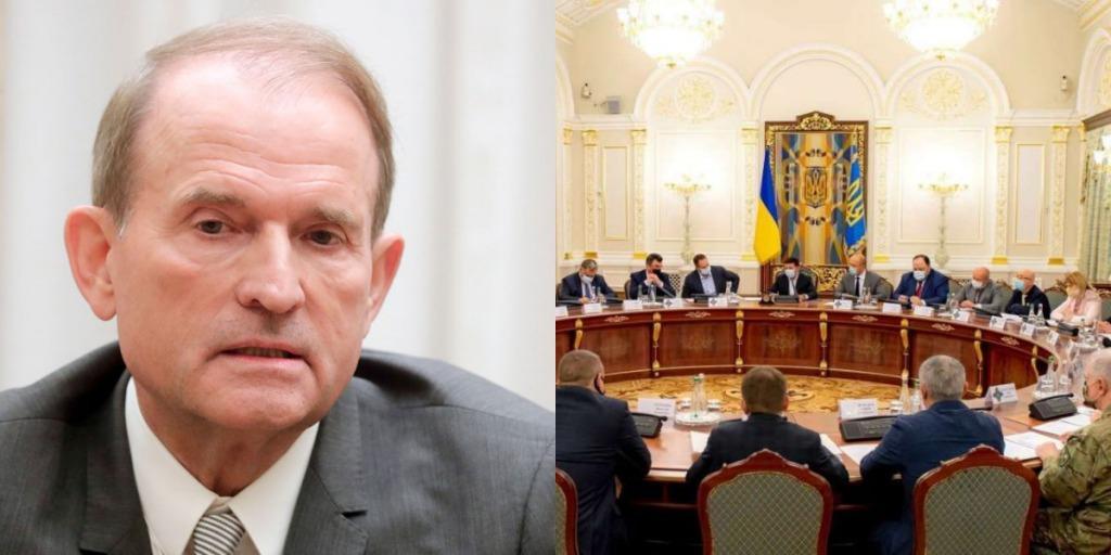 В СНБО объяснили, почему не ввели санкции в отношении белорусского соратника Медведчука Воробья