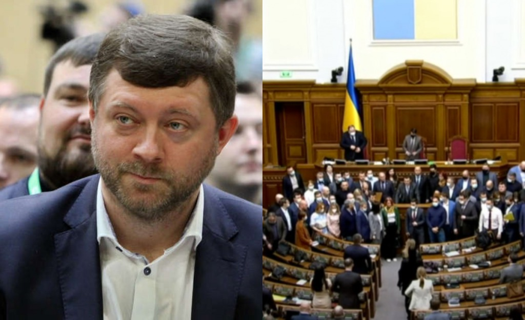 Корниенко рассказал о влиянии олигархов на фракцию «Слуга народа»