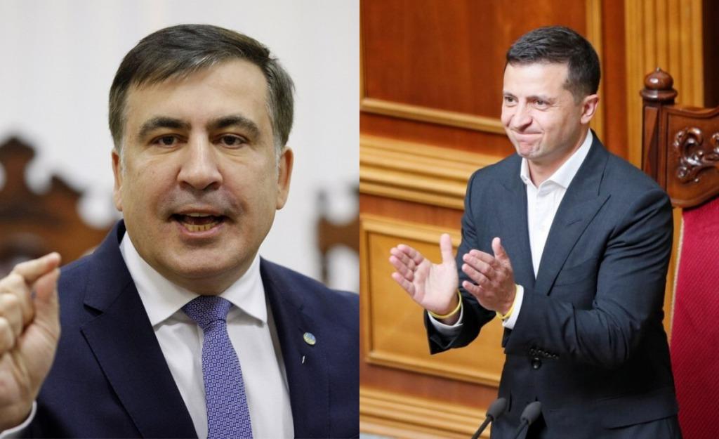 Украина может стать членом НАТО, несмотря на то, что часть территории оккупирована Россией — Саакашвили