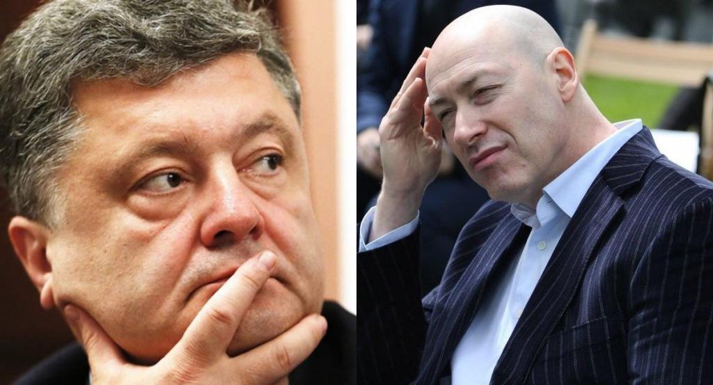 Сговор с Путиным : Порошенко подаст в суд на Гордона