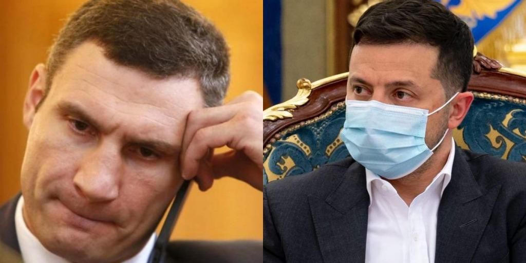 Кличко сделали предупреждение — экс-нардеп объяснил обыск в доме мэра Киева