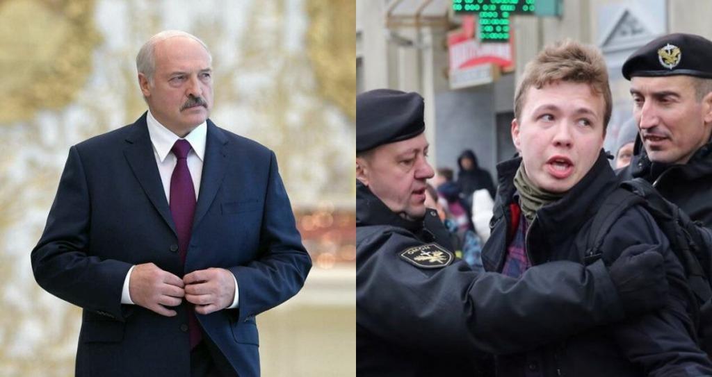 У Лукашенко впервые прокомментировали инцидент с самолетом
