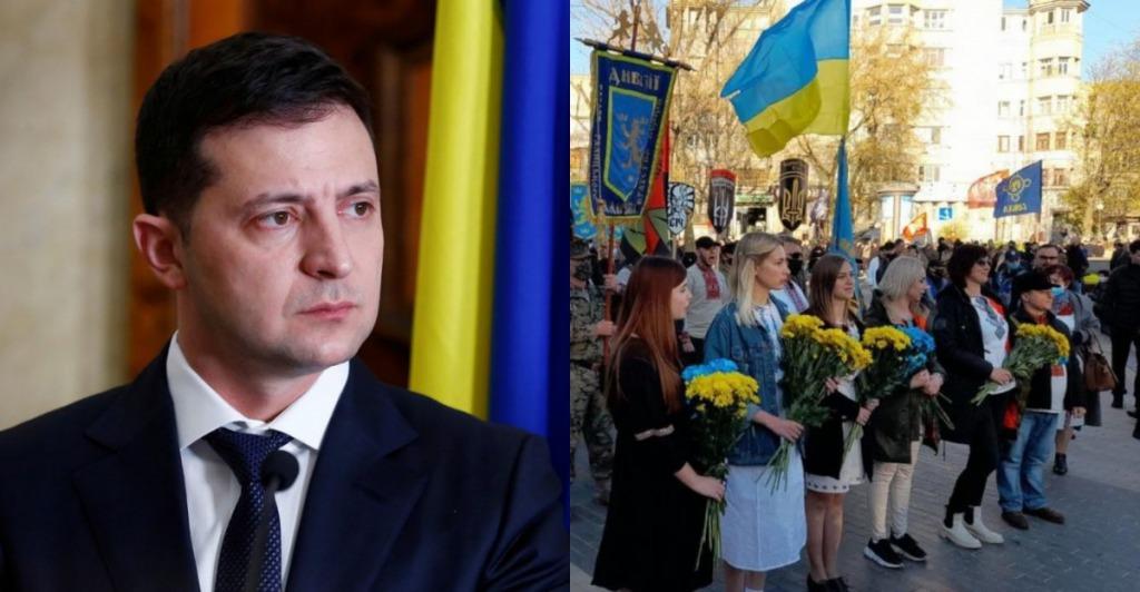 В ОП осудили марш к годовщине создания дивизии СС «Галичина» в Киеве
