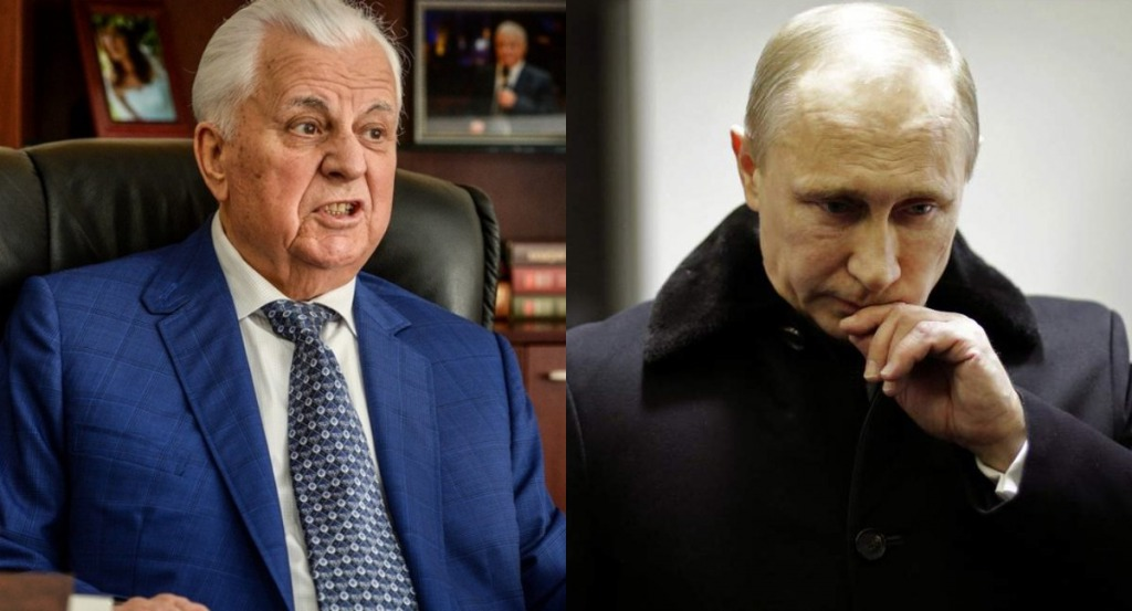 Надо дать под дых тем, кто лезет к нам — Кравчук о российской агрессии