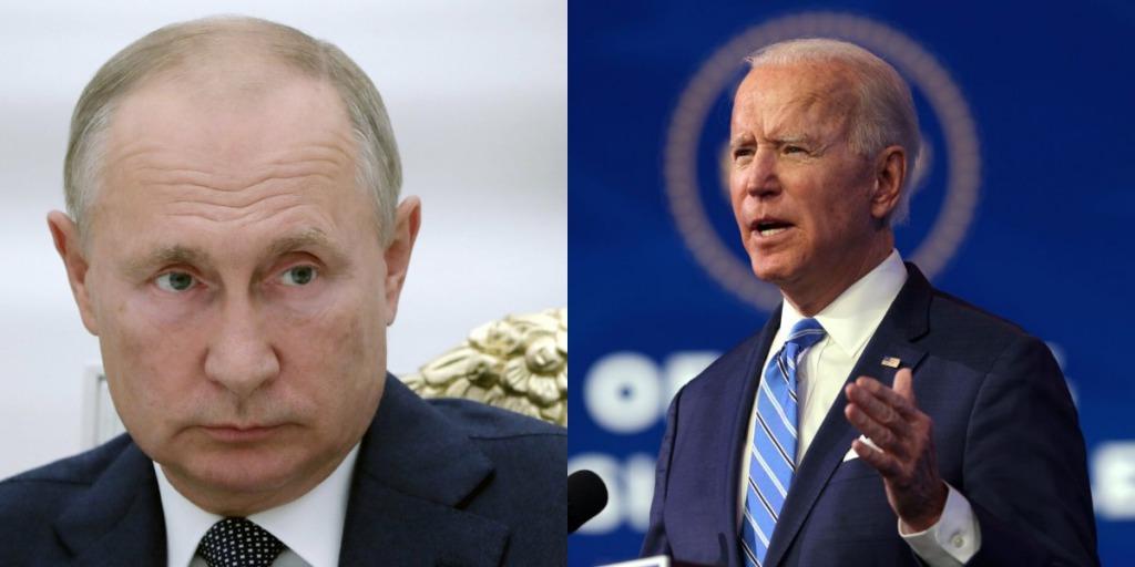 «Надо принимать во внимание встречу Байдена и Путина» : Зеркаль о «Северном потоке-2»