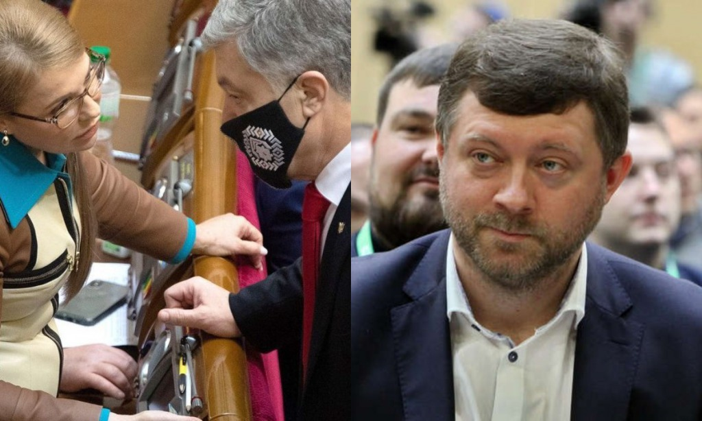 Корниенко убежден, что «Слуга народа» не потеряет первое место